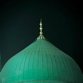 The Green Dome of Madina